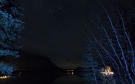lake kenai night-2