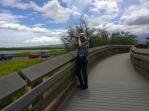 Birding-Betty-at-Kealia-Pond-Maui-052614