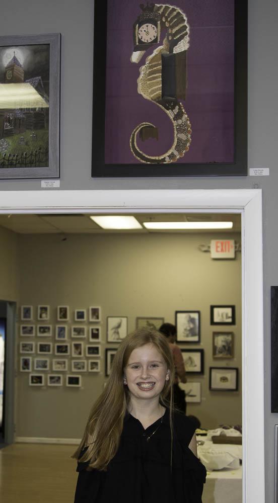 cailey art show