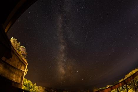 Carmel's Milky Way