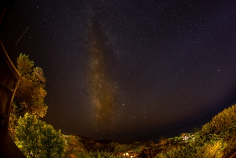 Carmel's Milky Way