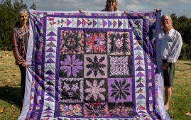 Chance's quilt