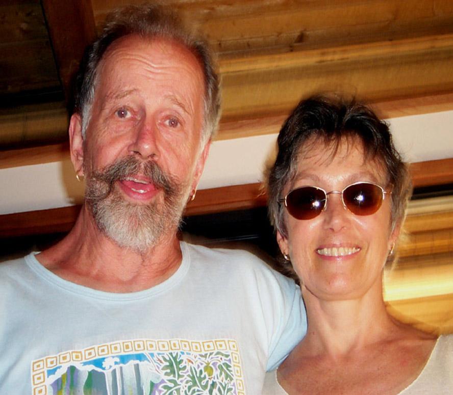 David and Geri