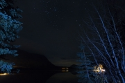 lake kenai night-2